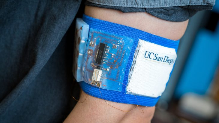A team of engineers at the University of California San Diego has designed wearable technology that will provide personalized heating and cooling.