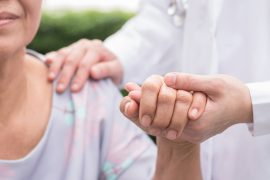 A new study has revealed that the number of people who will need palliative care is set to double in the next forty years.