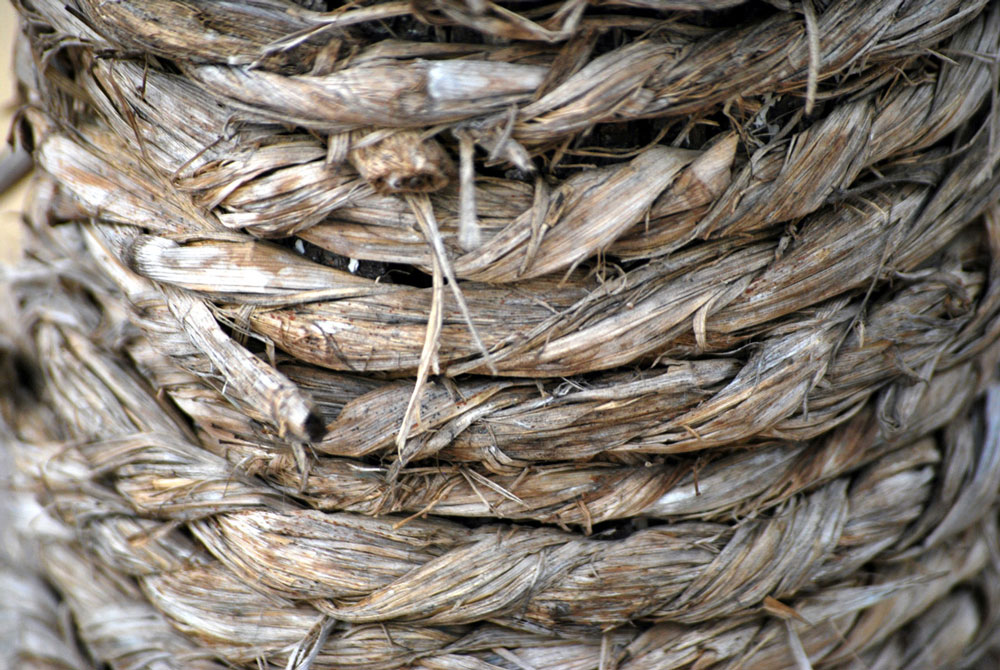 hemp rope natural fibers