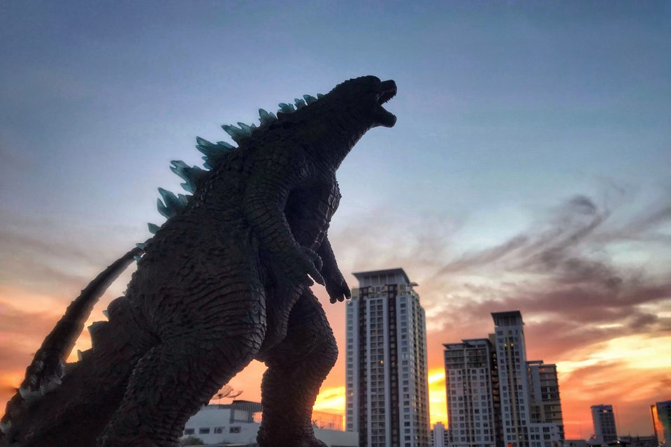 Godzilla has evolved 30 times faster than any real animal's evolution, according to a new study conducted by researchers from Dartmouth College.