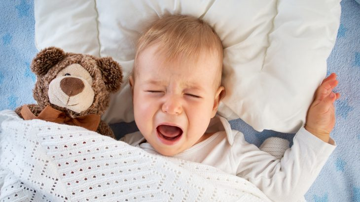 Should you comfort your child as soon as they start crying or let them cry it out and learn to fall back asleep on their own?