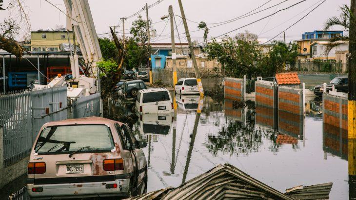 New research from the American Institute of Physics has suggested a new strategy to aid electricity loss as a result of natural disasters.