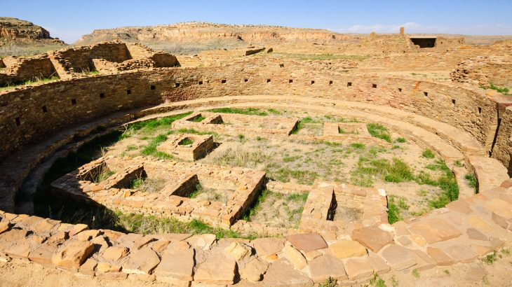 Chaco Canyon is a place of immense historic importance, but it's environment is under threat by federal land managers and mineral development.