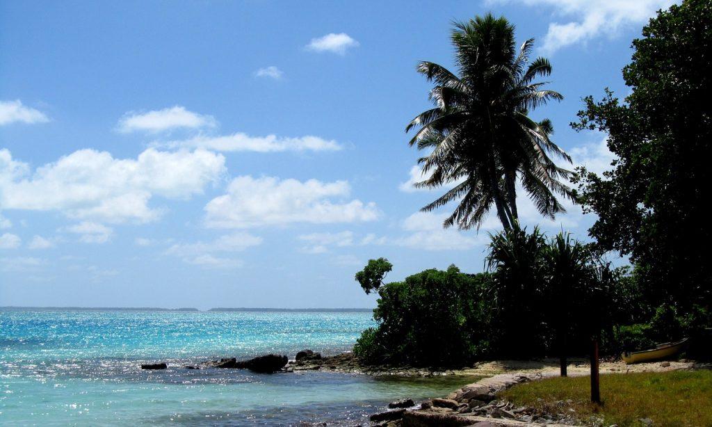 Kiribati fanning island climate change