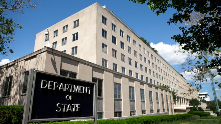 The Washington Post reports that senior government officials have blocked written testimony from an intelligence agency staffer warning about the potential dangers of climate change, citing several sources in the administration. (Image credit: Mark Van Scyoc / Shutterstock.com)