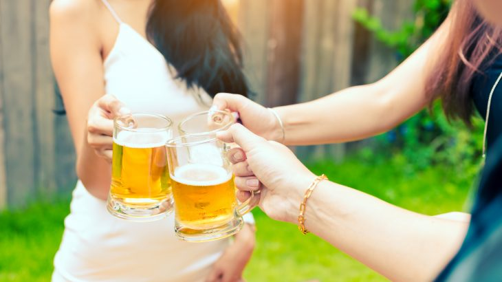 Researchers have found that when parents have lenient attitudes about their child's alcohol use, the child is more likely to start drinking on a regular basis.