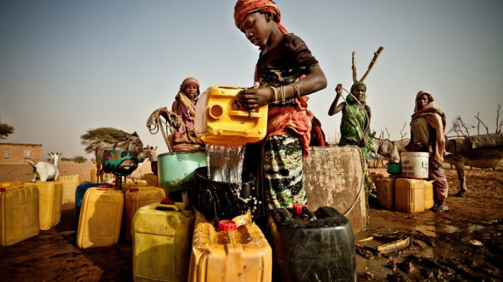 A study led by Stanford University has found that the risk of violent armed conflict within countries will increase as climate change intensifies.