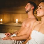 Sauna sessions can raise blood pressure and heart rate similar to exercise, a new study has found.