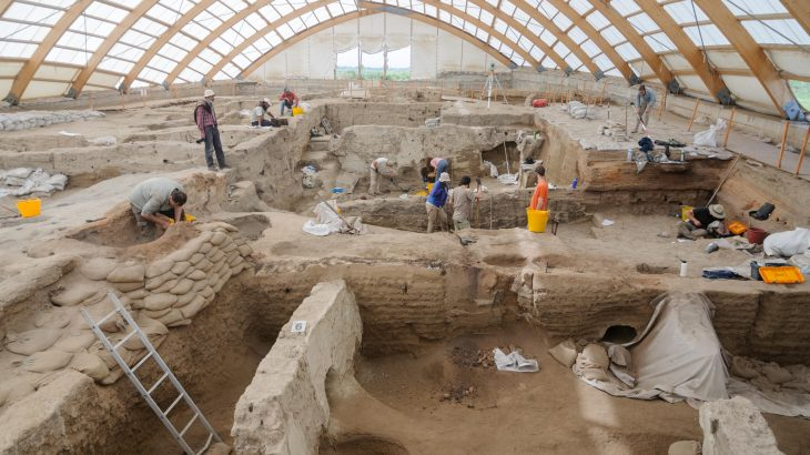 A group of ancient humans were some of the first to discover the troubles of modern urban living such as diseases, overcrowding, violence, and environmental issues.