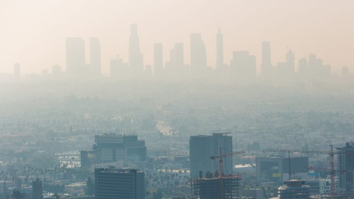 According to a report from the Associated Press, air quality in the United States has experienced a decline after decades of improvement.