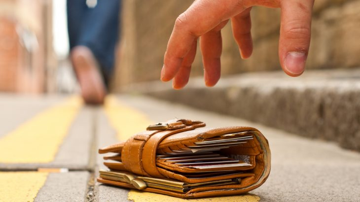 A fascinating new study has found that lost wallets with the most money in them were more likely to be returned to their owners.