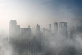 A new study has linked exposure to air pollution, traffic noise, and living in apartment buildings with a higher risk of developing hypertension.