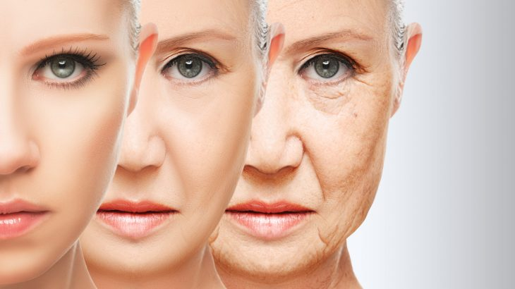 A new study found that there are similar rates of change for the two sexes between the ages of 40 and 50, but after 50, age-related changes began to speed up in women.