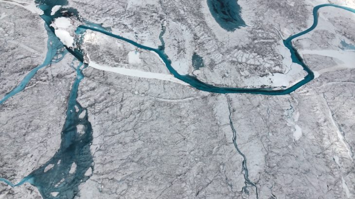 Researchers discovered 56 new subglacial lakes under the Greenland Ice Sheet, which is the second largest body of ice in the world.