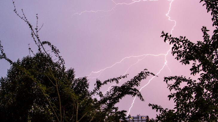 A study led by University of Tokyo graduate student Yuuki Wada has recently uncovered a connection between lightning strikes and two kinds of gamma-ray activity.