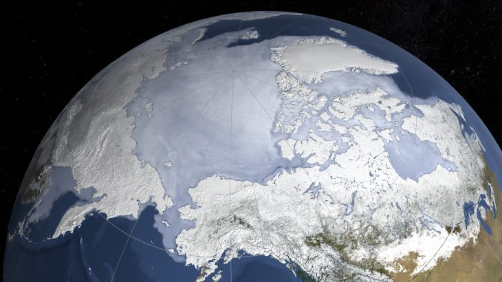 The magnetic north pole is currently en route to Siberia, moving eastward at about 40 kilometres per year.