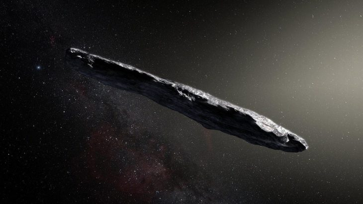 The object, named Oumuamua, was particularly intriguing to experts because it exhibited features of both asteroids and comets.