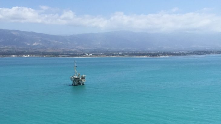 In the summer of 2015, the waters off the coast of Santa Barbara turned a strange bright blue-green, and now the cause has finally been determined.