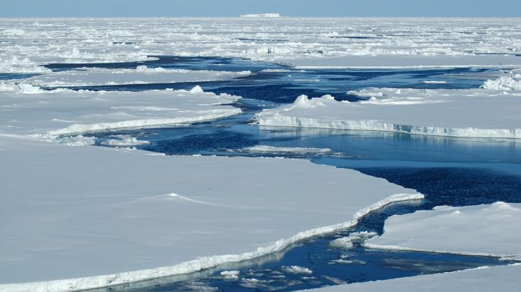 A new study has revealed that it took just three years to eliminate more than three decades of sea ice gains in Antarctica.
