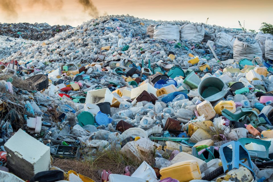 A new study has revealed that the United States is at the top of the list of countries that are driving the global waste crisis.