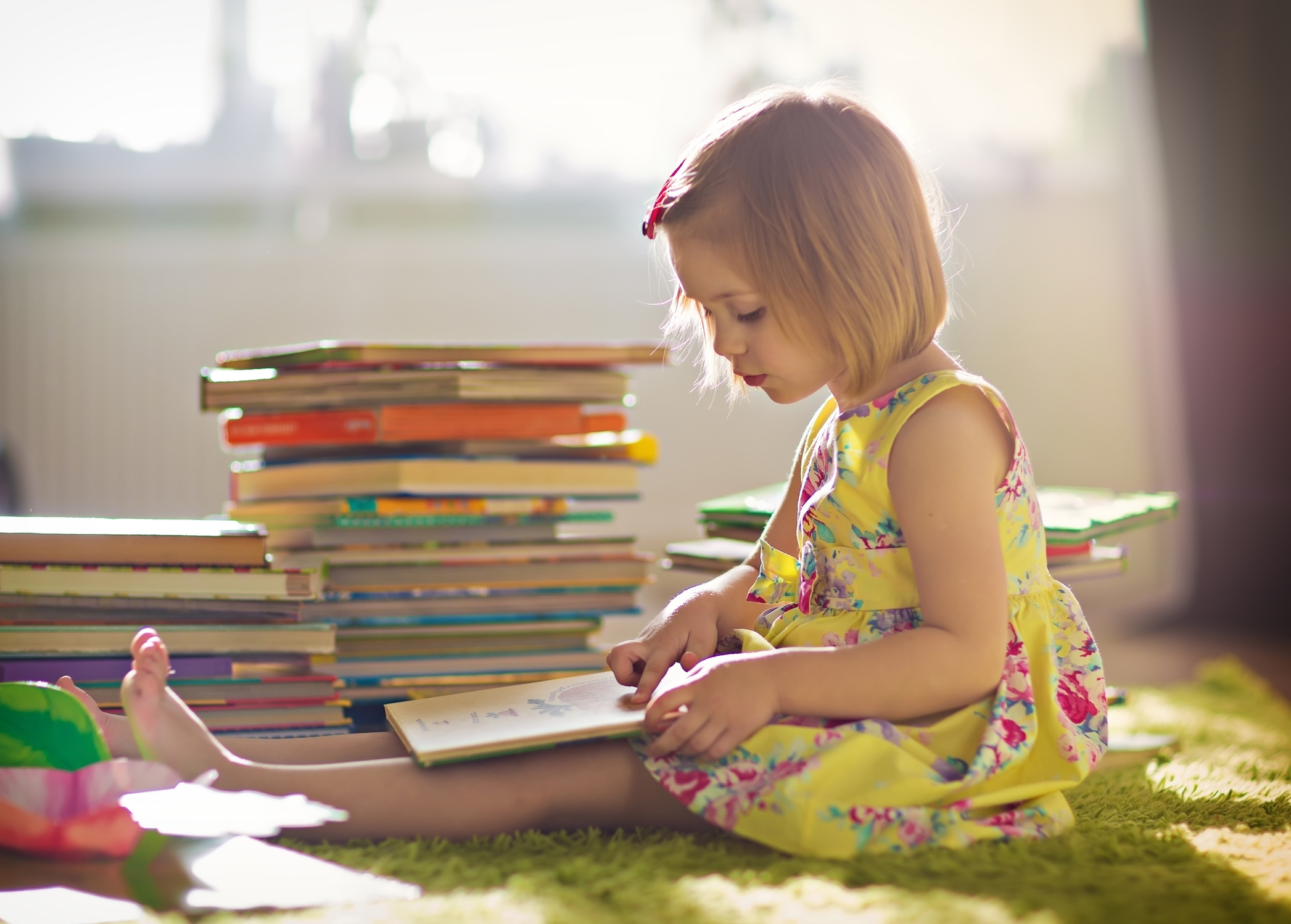 Kids who learn reading and math at home show improved skills years ...