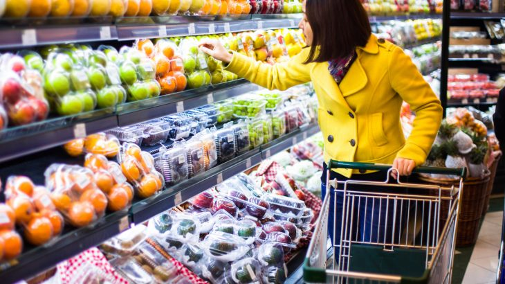 A new study published by Elsevier has found that new parents in middle- and high-income households increase their spending on produce.
