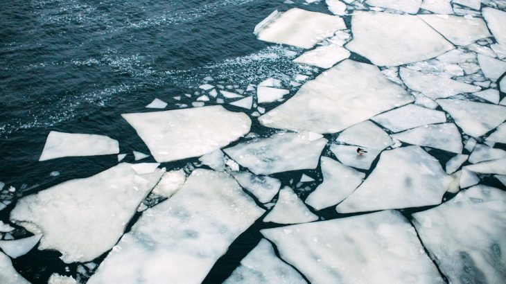An international team of researchers has determined that Arctic sea ice may disappear even if the targets of the Paris Agreement are achieved.