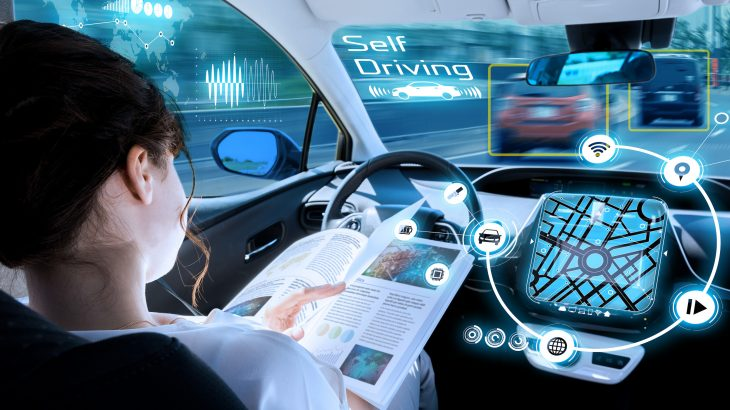 The results of a new study from the University of Nottingham suggest that operators of driverless cars may become too complacent behind the wheel to respond to an emergency.