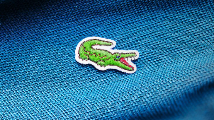 LaCoste recently replaced their iconic crocodile logo with other endangered animal species to draw attention to their plight.