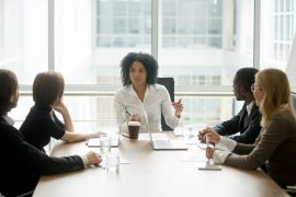 Women are no longer viewed as being less competent than men, according to a study from Northwestern University.