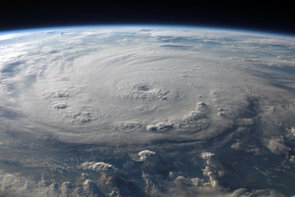 climate change hurricanes