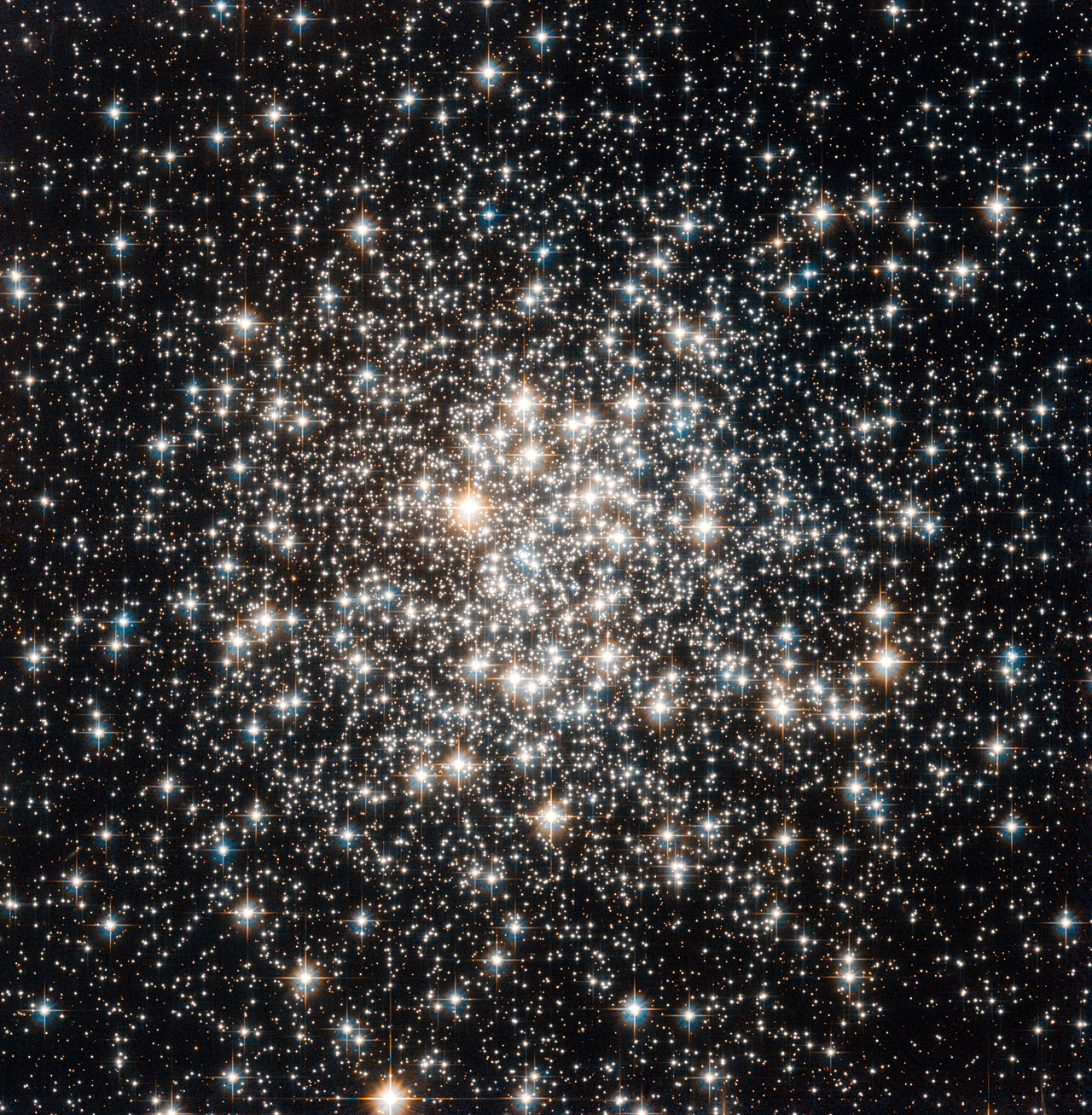 Star Pictures cluster near milky way