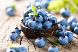 Low in calories and high in nutrients, blueberries are tied to a number of powerful effects including protection against aging and cancer prevention.