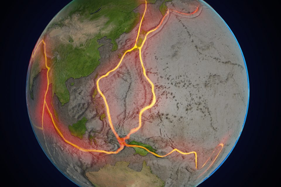 A new study from researchers at John Hopkins University has revealed that Earth's plate tectonics have evolved over the last 2.5 billion years.