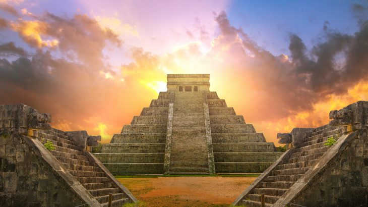 Scientists have uncovered evidence of extreme warfare tactics in Maya culture, which they postulate brought about the end of the Mayans.