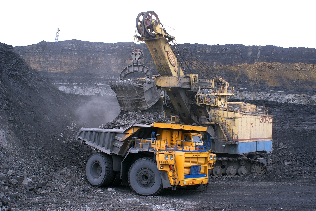 coal, natural resources, mining