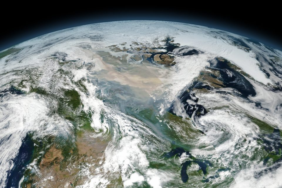 The amount of smoke released into the atmosphere from the fires was so large that researchers are using the smoke clouds to model the climate impacts of nuclear war.