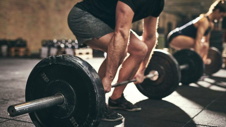 Researchers suggest that if you want to lift heavier and lift longer, it's best to focus on moving the weight itself instead of focusing on moving your muscles.