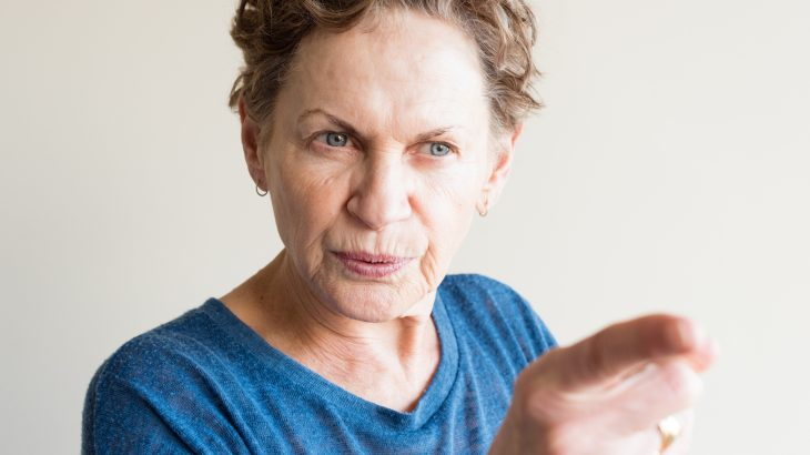 Older adults are more likely to condemn others who cause harm, even if the harm caused was accidental.