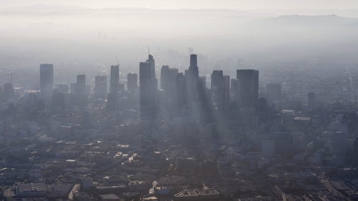 Air pollution is on the rise due to the effects of climate change – and ozone air pollution in particular is responsible for accelerating the progression of emphysema of the lung.