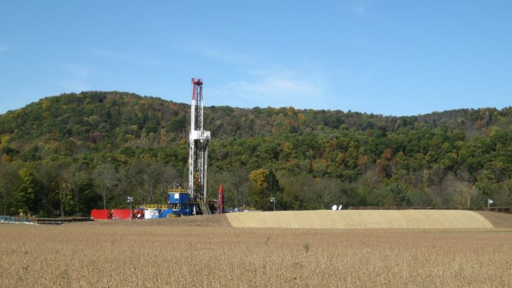 Atmospheric methane concentrations are increasing, and a new study published in Biogeosciences says that shale oil and gas production are likely to blame.