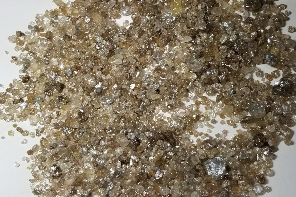 An analysis of gasses found in newly excavated diamonds confirms the existence of such subterranean reservoir, which is estimated to be about as old as the Moon.