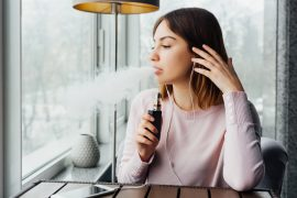 Just one use of an electronic cigarette can damage the blood vessels, according to a new study from the University of Pennsylvania School of Medicine.