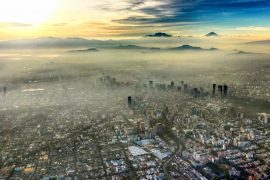 A new study has found a potential link between poor air quality and higher rates of psychiatric disorders.