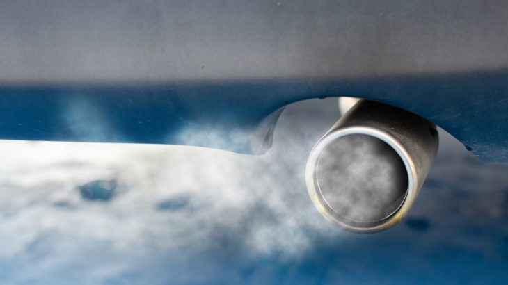 The pollutants emitted from your car's exhaust pipe could increase the risk of developing a common eye disease.