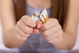 Heavy smokers with at least a 20-packs-per-year history can reduce their risk of cardiovascular disease by 39% within five years of quitting smoking.
