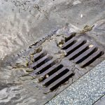 Urban stormwater is washing harmful substances off of buildings and streets into storm drains.