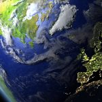 New modeling has shown that increases in ocean salinity and changes in freshwater concentrations helped kickstart the Atlantic Ocean current system.