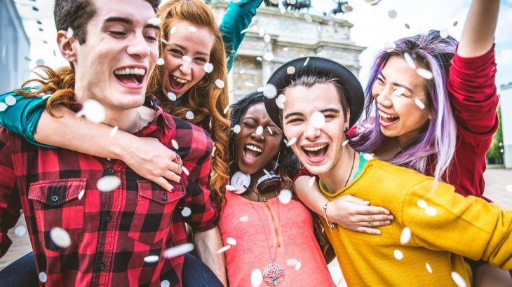 A new study has uncovered a link between risk-taking and prosocial (doing good for others) behavior in adolescents.