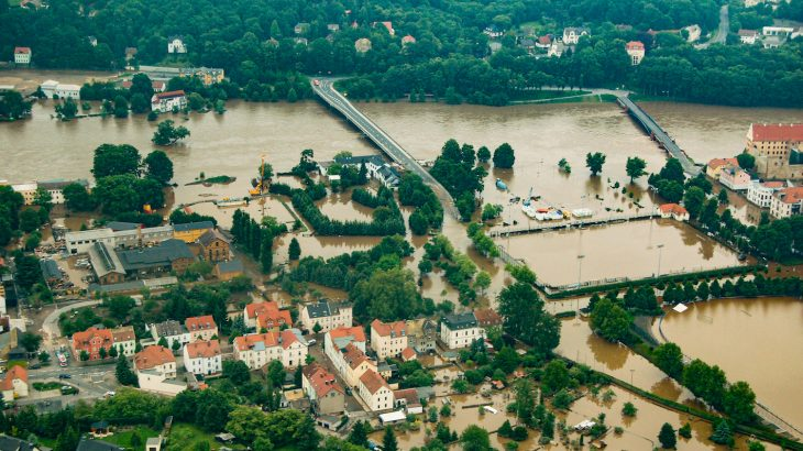 Experts at the GFZ German Research Centre for Geosciences have determined that climate change is directly affecting the magnitude of flood events.